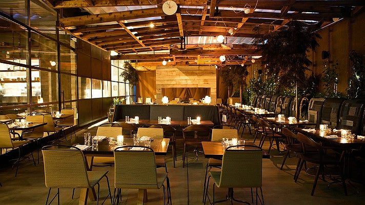 Hinoki & the Bird interior